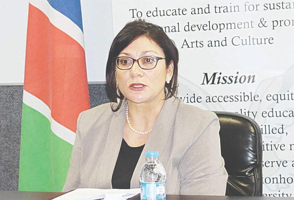 learners states schools Local Authority Areas Swakopmund Walvis Bay Arandis Grade