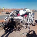 Six perish in road accidents over the weekend
