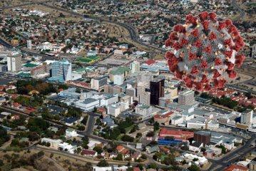 Windhoek cases increased tenfold