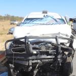 Car crash claims one life