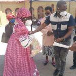 Engineers donate to elders