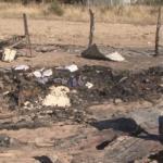 Children burn in shack fires