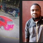 Taxi driver wanted for armed robbery