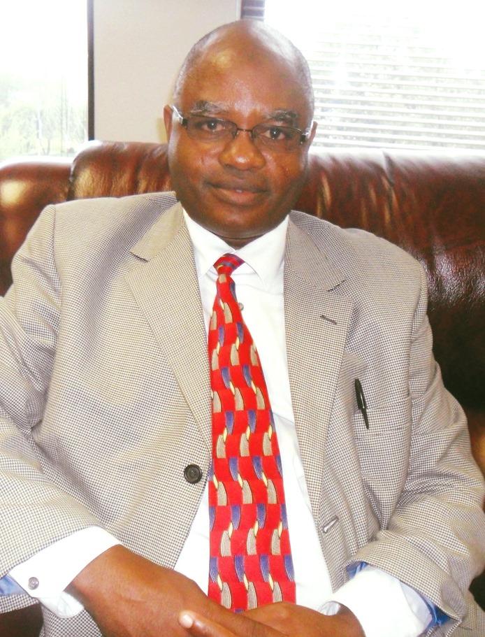 Werner Iita Oshakati CEO Chief Executive Officer Town Council