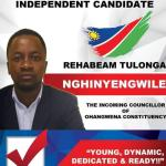 Independent candidate hospitalised with gunshot wound