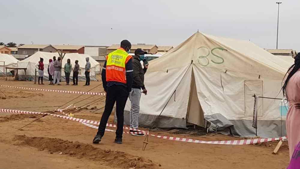 Mother newborn tortured shelter baby two men Otweya camp victims
