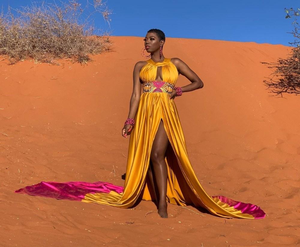 SA songbird Lira chosen Namibia Tourism Ambassador South African artist Lerato Molapo announced