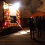 Zimbabwean national burns to death in a shack fire