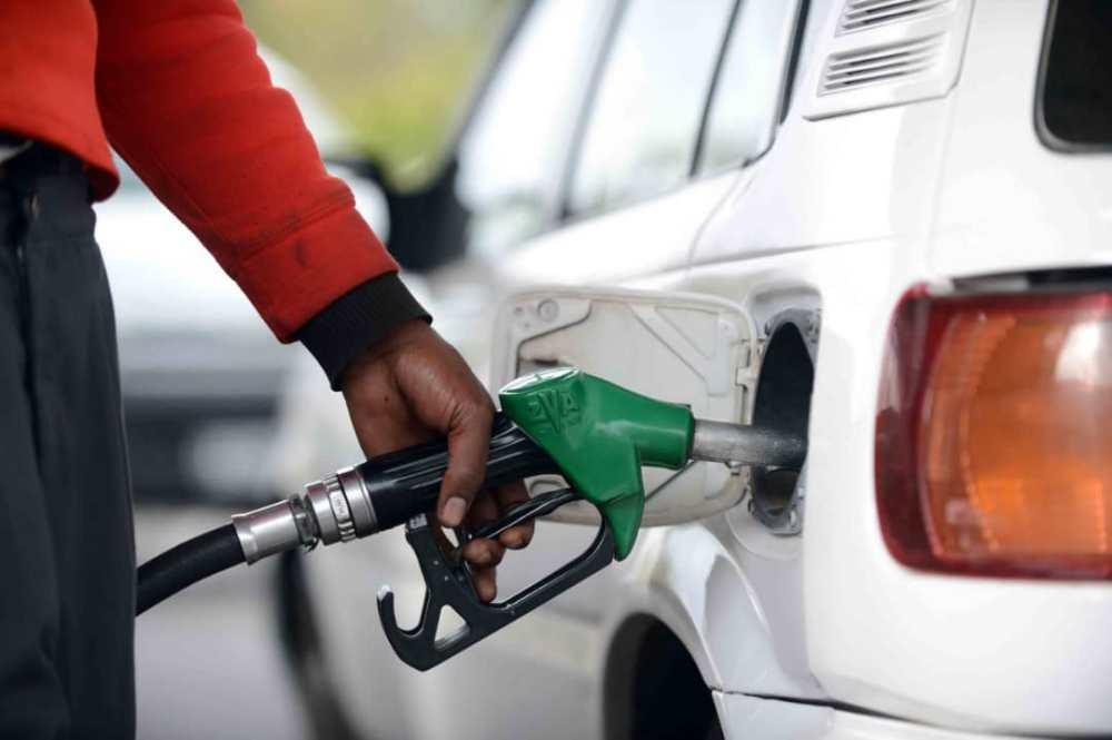Fuel price decrease December petrol cents per litre diesel