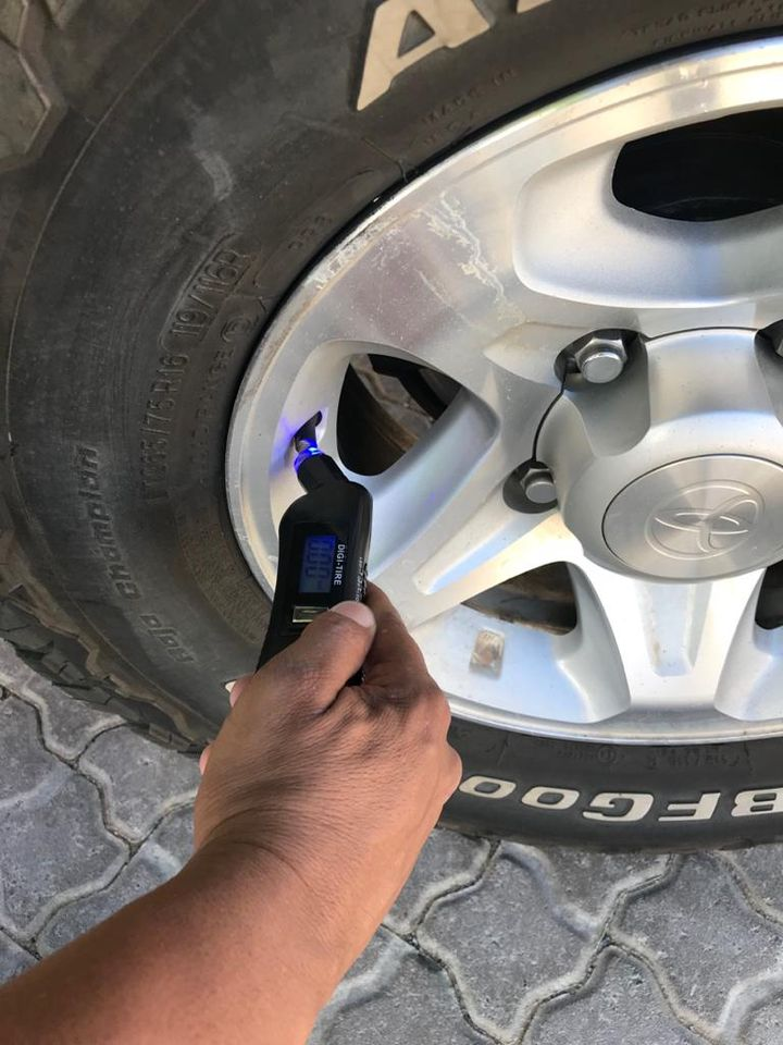 MVA launches Tyre Check system Motor Vehicle Accident Fund