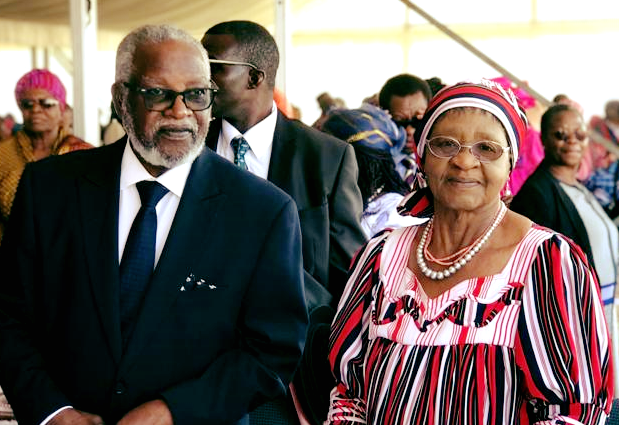 Nujoma tests positive COVID-19 Founding President Sam