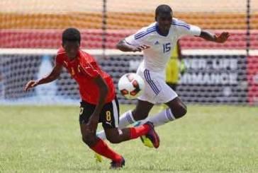 Namibia into the U-20 COSAFA final