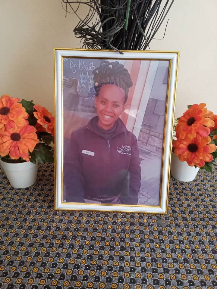 Sister murdered Swakop woman justice September 2020 Namibian