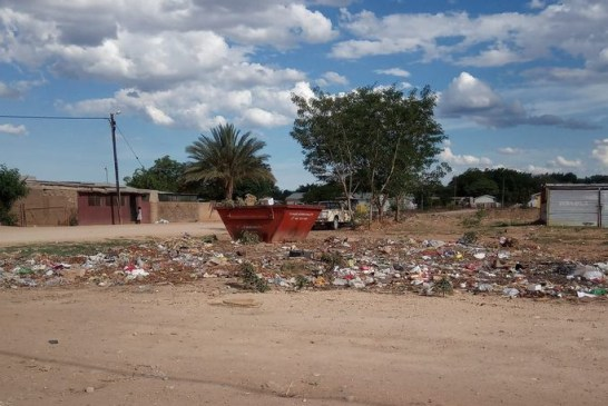 Tsumeb residents want a clean town