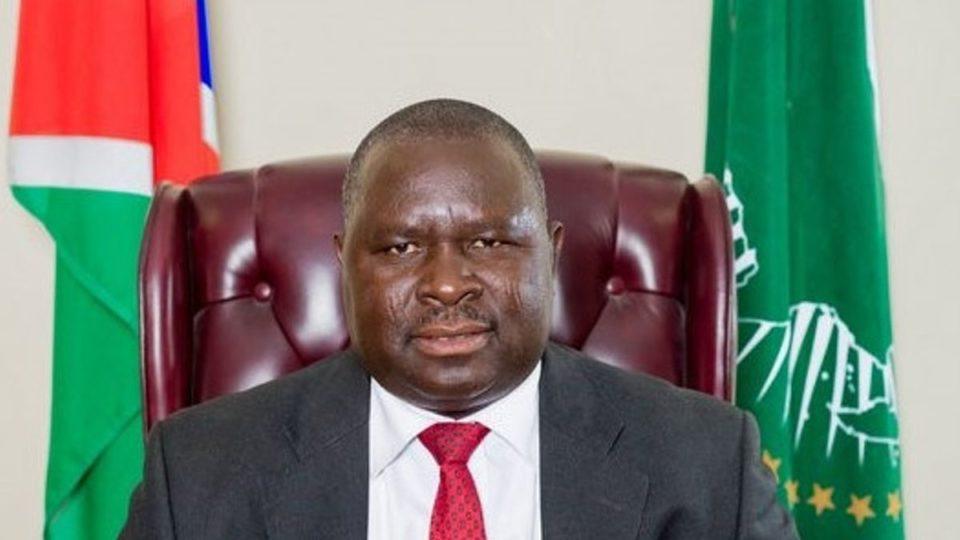 Hitler Ompundja historic regional councillor Oshana Region