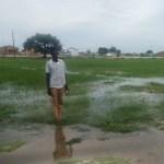 Mass of rainwater threatens Oshakati