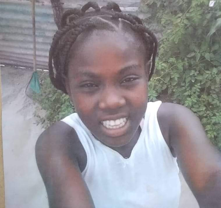 Teenager missing Namibian Police tracing Josephine Keendjele