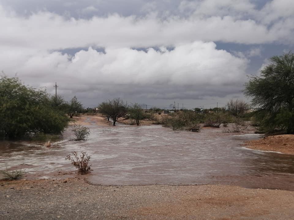 Tropical storm abundance rain Chalane Namibia