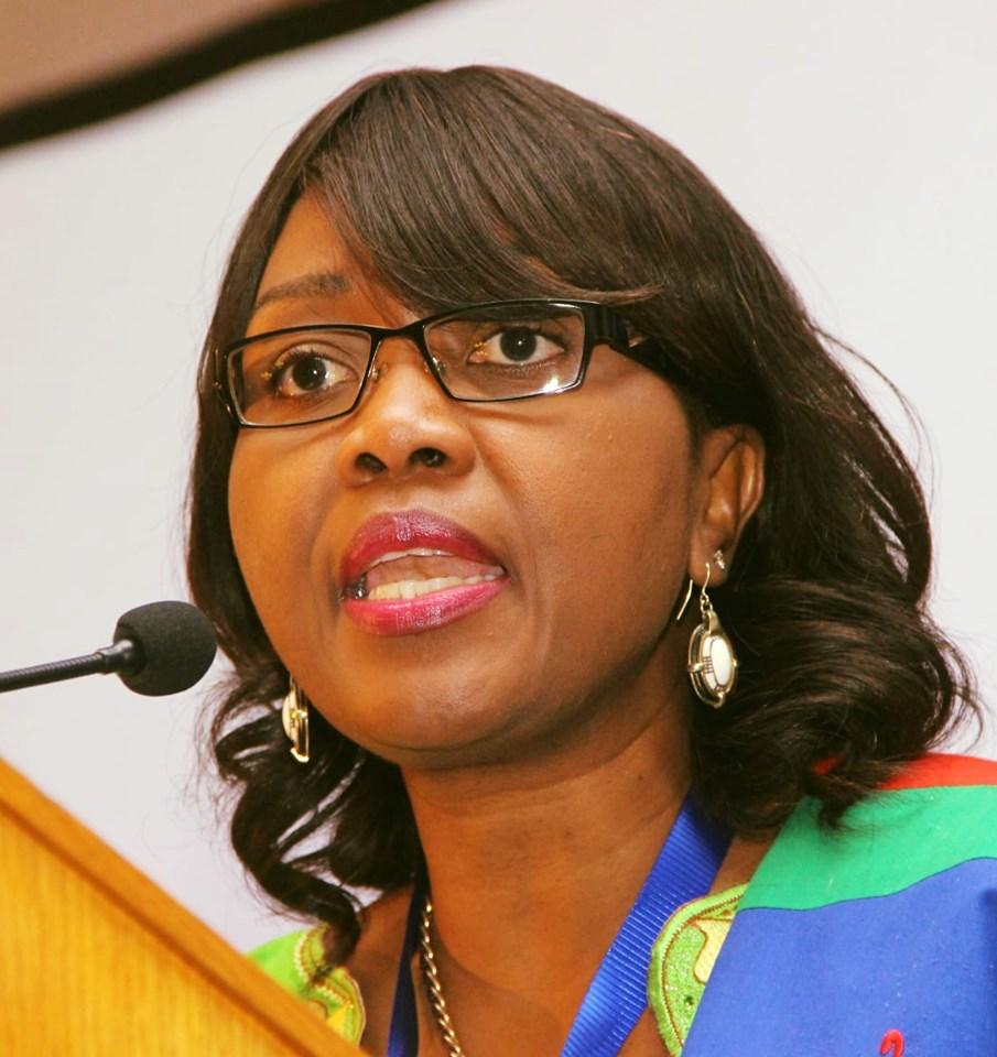 Air Namibia employees Prime Minister Saara Kuugongelwa-Amadhila industry