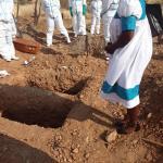 COVID-19 death toll rise continues