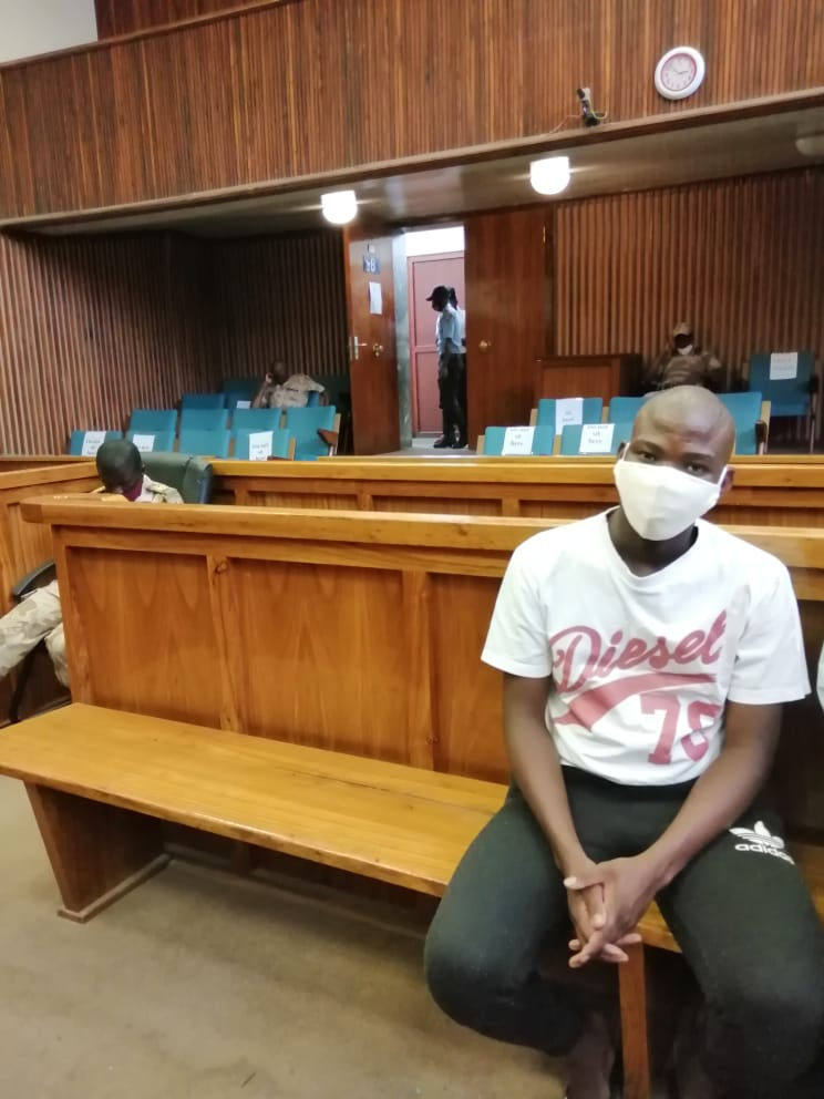 Father confesses killing baby son mother Gobabis Dawid Nowaseb