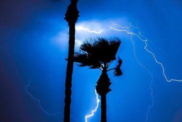 Children killed by lightning strike