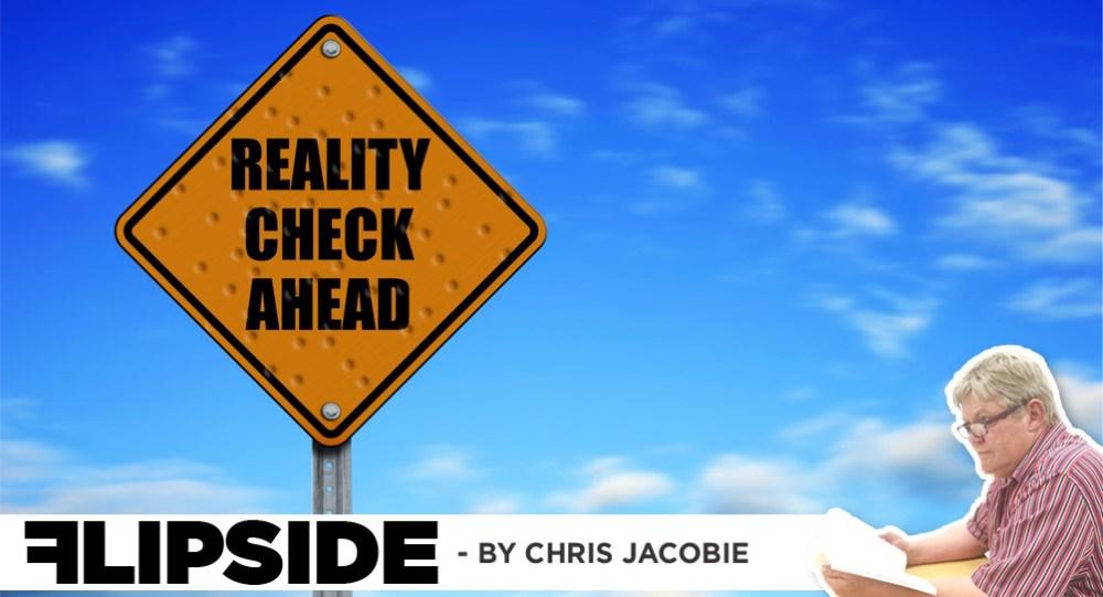 Keep Democratic Reality Check politics social media politicians credibility