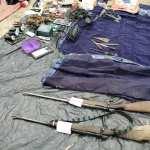 Multinational poacher arrested after firefight