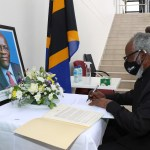 Nujoma pays tribute to Magafuli