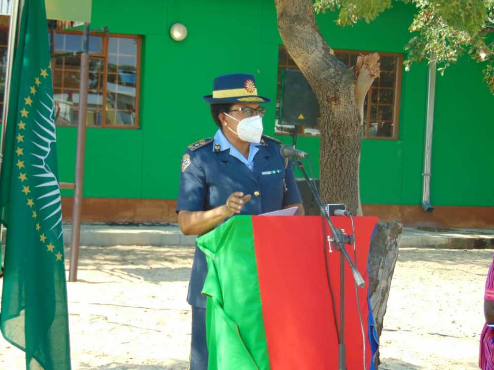 Ohangwena GBV cases Namibian Police Force Region Gender-Based Violence GBV January 2020 February 2021