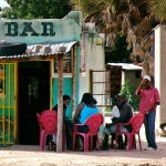Shebeen owners cheating San people out of their money
