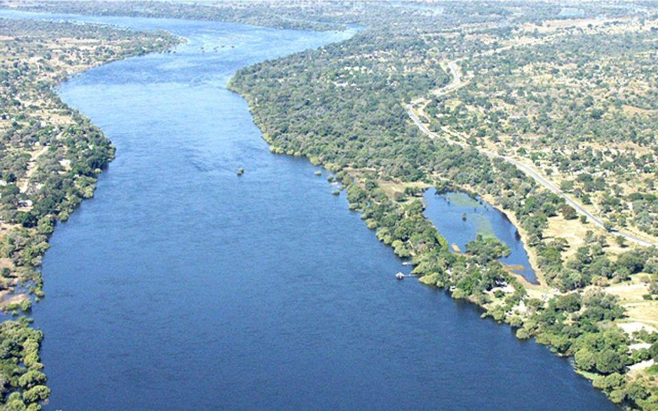Rapist arrested Namibian Police Sikunga Conservancy Zambezi River arrest