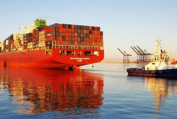 Walvis Bay outranks South African ports