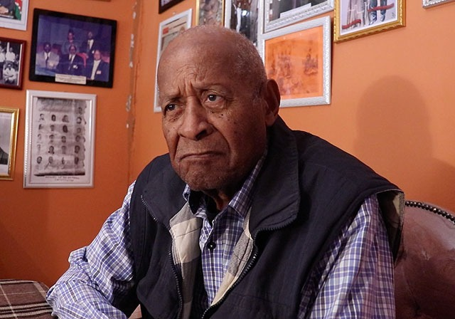 dies Covid-19 MBURUMA Kerina man credited naming Namibia passed away