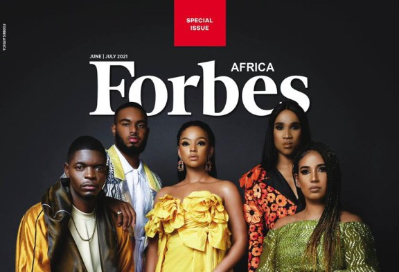 Namibian Stylist featured in Forbes