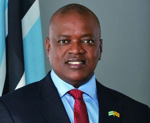 Botswana President Republic Mokgweetsi Masisi SACU Summit President Republic South Africa Cyril Ramaphosa