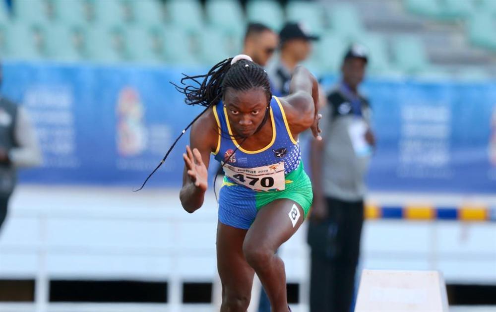 Masilingi breaks record Tokyo Olympics Namibia