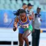 Masilingi breaks African sprint record