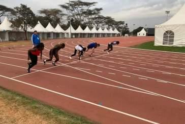 Team Namibia racing tomorrow in Kenya