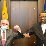 Cuba wants to strengthen cooperation with Namibia