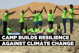 CAMP builds resilience against climate change