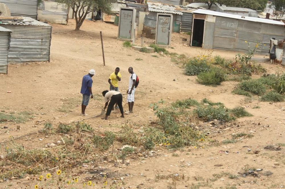 theft ILLEGAL connections electricity informal settlements power cables electricity less fortunate neighbours