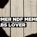 Former NDF member stabs lover