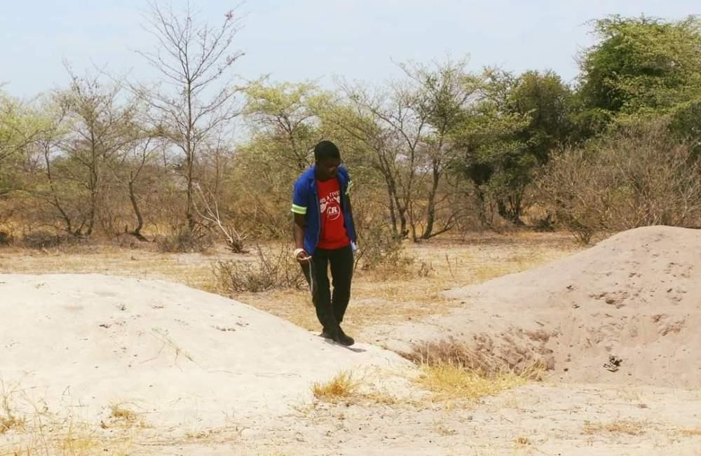 hearing date sand mining operation residents Ondando-Epale
