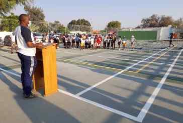 Ongwediva Tennis Court reopens