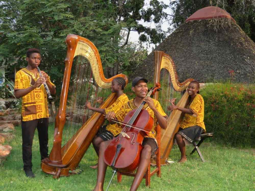 words fail music talks Tsumeb Arts Performing Centre APC children
