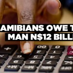 Namibians owe tax man N$12 billion