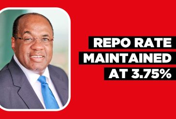 Repo rate maintained at 3.75%