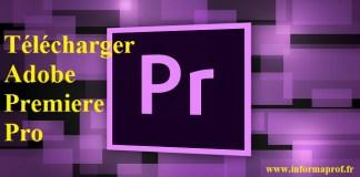 Télécharger Adobe Premiere Pro