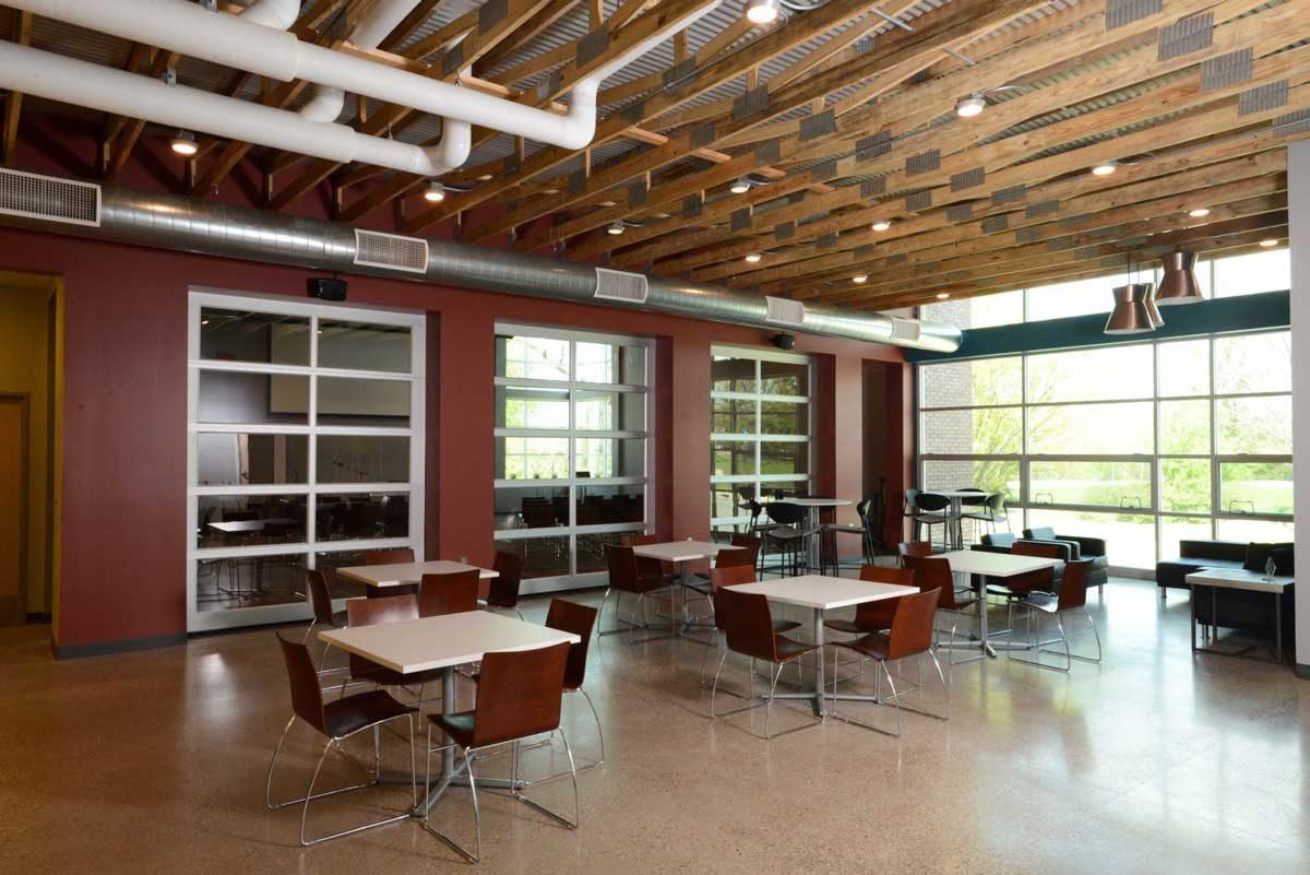 Wesley Foundation Student Center